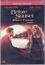 Before Sunset Prima Del Tramonto Dvd Sigillato