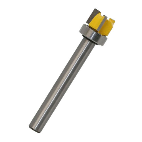 6mm Shank Flush Template Trim Router Bit for Woodworking Tool DIY Tools