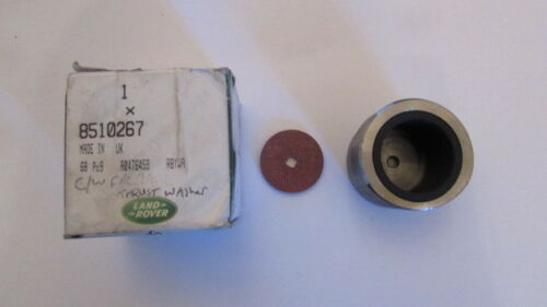 Genuine LAND Rover Defender railko Bush e rondella parte 8510367//frc2916