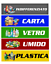 5-ADESIVI-PVC-DIFFERENZIATA-BIDONI-ESTERNO-RACCOLTA-SPAZZATURA-NOVITA-039-ADESIVO miniatura 1