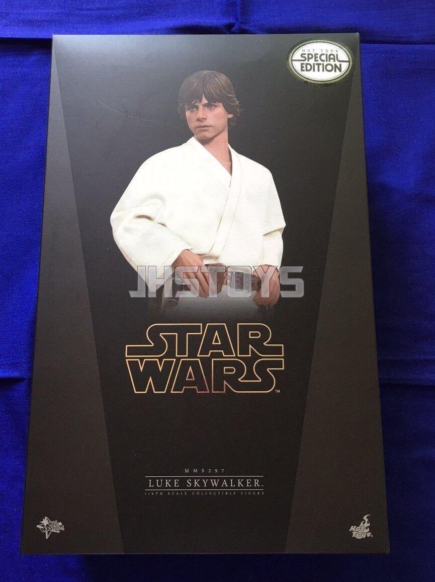 Hot Toys 1/6 Star Wars Episode IV 4 A New Hope Luke Skywalker Special VIP MMS297