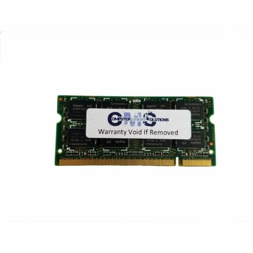 1x2GB Memory RAM Compatible with Dell Latitude D630, D630C, D630 XFR A40 2GB