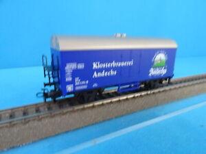 Marklin 44197 Reefer Car ANDECHS Klosterbrauerei