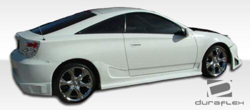 00-05 Toyota Celica Duraflex Blits Side Skirts Rocker Panels 2pc 100174