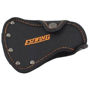 Estwing #27 Axe Hatchet Blade Cover Sheath Nylon Black Orange Sportsman E025A
