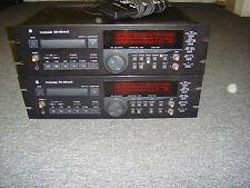 Tascam DA-30MKII Dat Tape w/ remote a pair of them