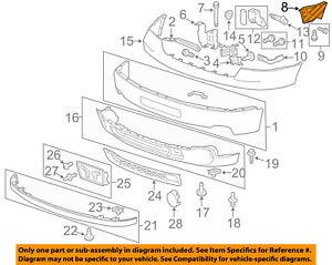 GM-OEM-Front-Bumper-Side-Bracket-Left-22777965