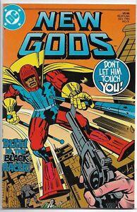 New Gods U-PICK ONE #2,3,4,5 or 6 DC 1984 Copper Age