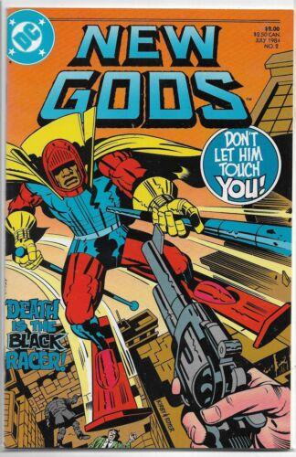 New Gods U-PICK ONE #2,3,4,5 or 6 DC 1984 Copper Age Reprints PRICED PER COMIC