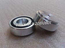 ZM 4pcs (Silver) Aluminum feet/foot pads for amplifer/dac D:44mm H:17mm model B