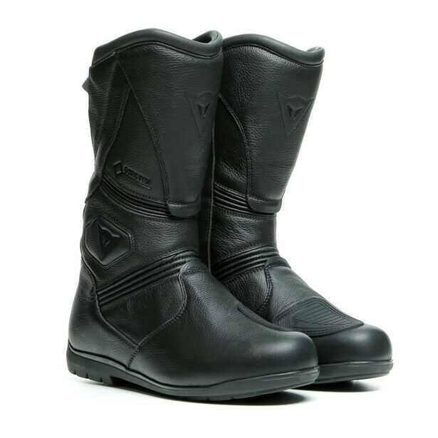 Dainese Motorcycle Touring Boots Fulcrum Gt Gore-Tex Black 44