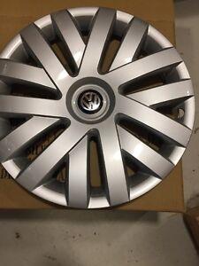 4-VW-Jetta-16-034-Wheel-Covers-Hub-Caps-AFTERMARKET-W-DECAL-2010-2011-12-13-14
