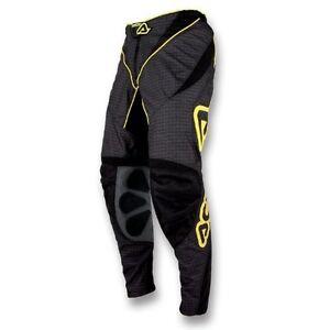 Acerbis Moto Korp Pant (Black, Size 30)