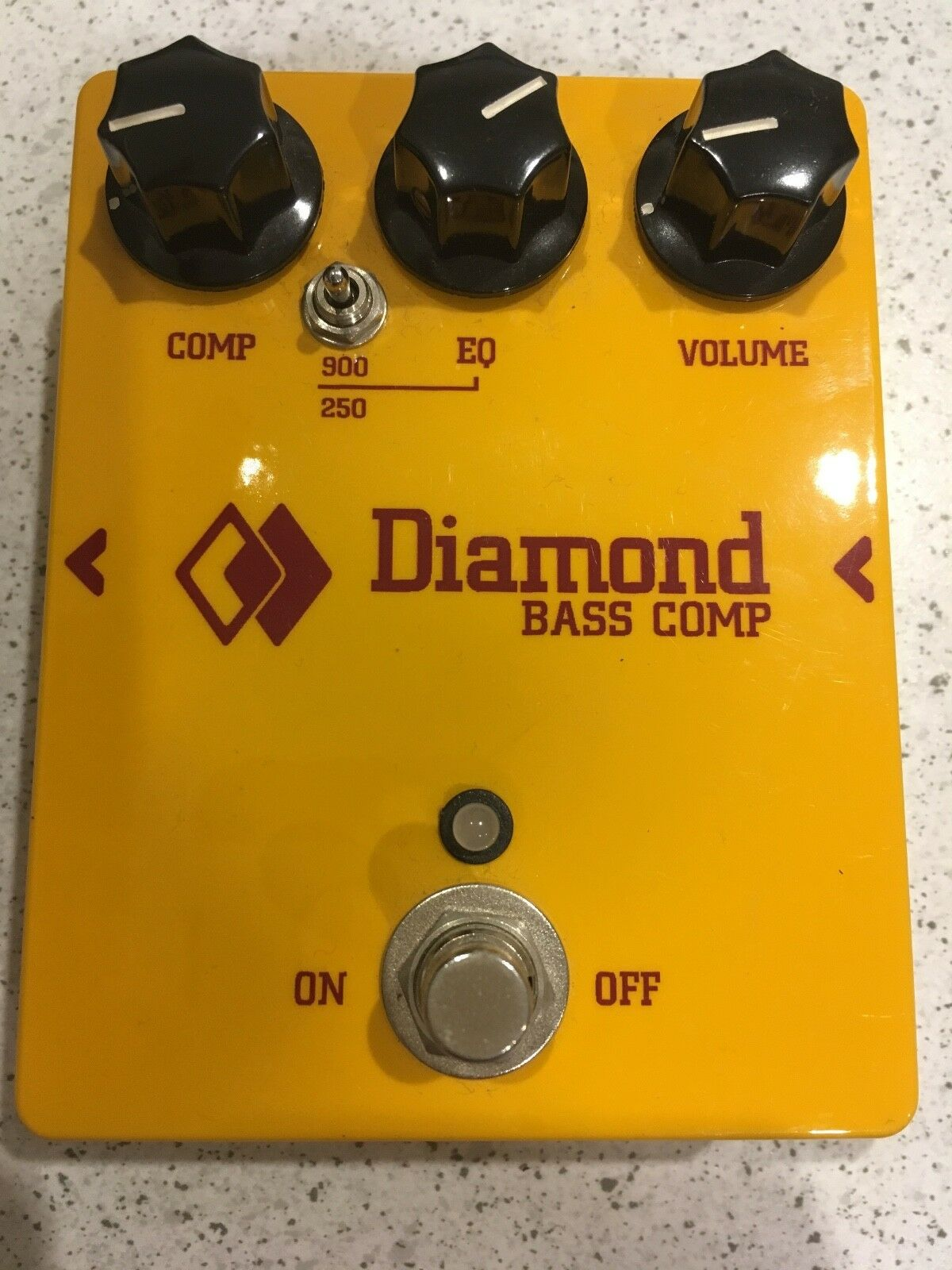 Diamond Bass Kompressor Pedal BCP-1