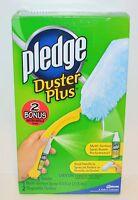 Pledge Duster Plus Handle Spray Disposable Refills Rare Bonus Pack Kit