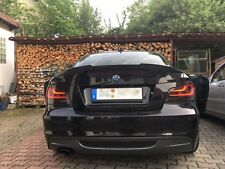 BMW M4 Performance Style Carbon Fiber Trunk Spoiler for : E82/1M