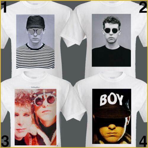 PET SHOP BOYS-Chris Lowe Neil Tennant electropop pionniers 80 S portraits Garçon