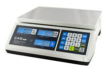 CAS ER Jr Price Computing Scale 30X0.01 lb,NTEP Legal for Trade,Brand New