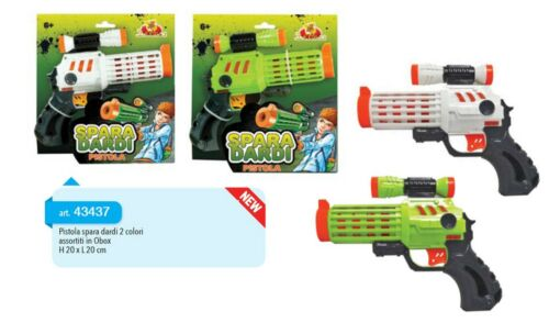 giocoscuolaregalo Pistola Spara Dardi Soft Bootleg Nerf