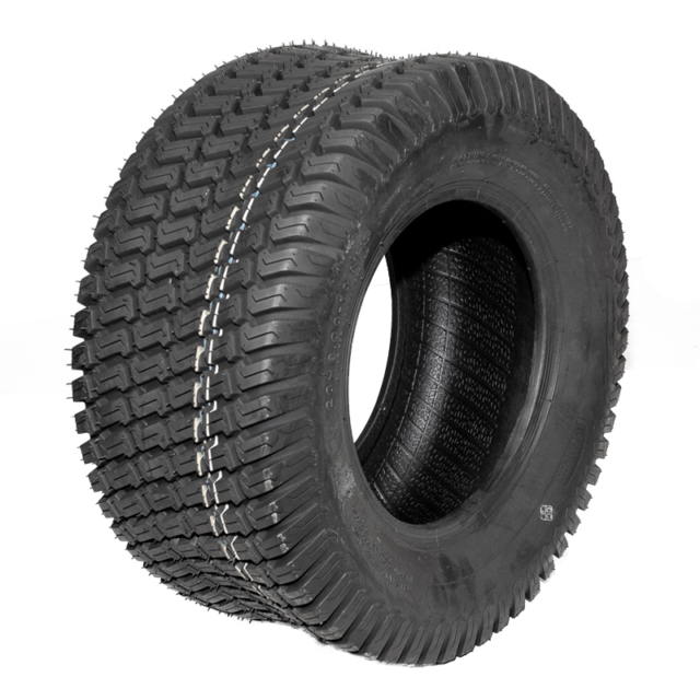 18x9.50-8 TL 4 PR SEMI-PRO P328 Rasenmäher Reifen AS Profil Traktor 2 STÜCK