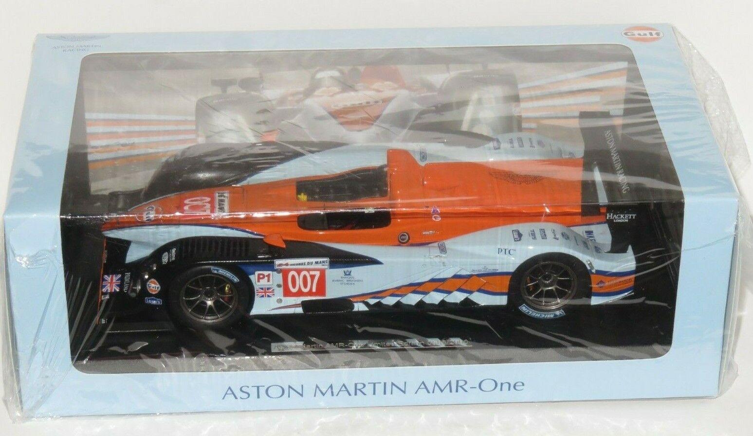 1 18 Aston Martin Racing Amr-One Gulf RACING LE MANS 24 ore 2011  007