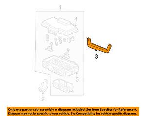 image is loading honda-oem-01-05-civic-electrical-fuse-box-