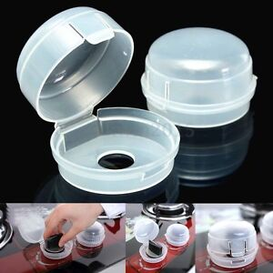Lot 2 10 Kitchen Cooker Oven Stove Knob Covers Protector