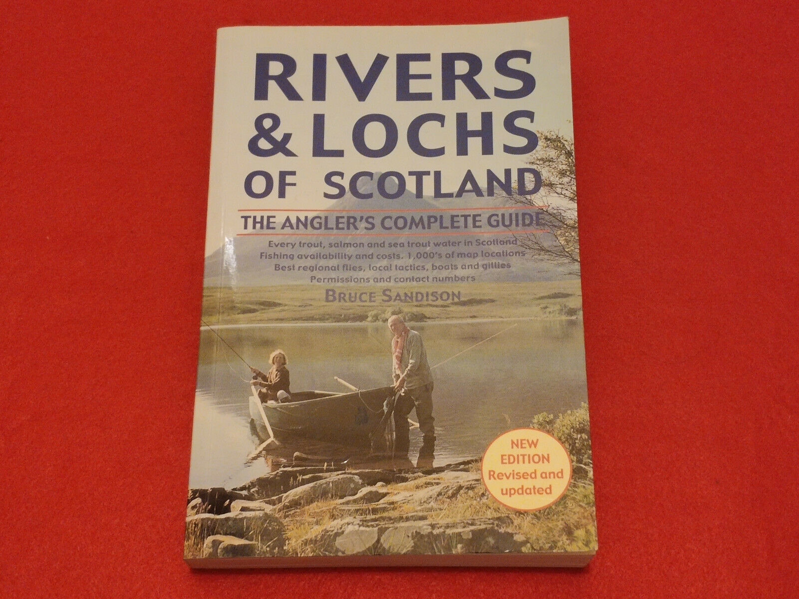 Rivers and Lochs of Scotland - The Angler's complete guide