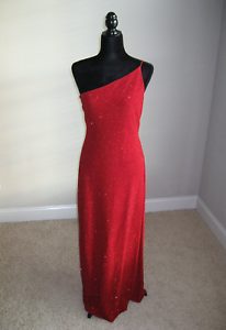 Formal Gown Dress with Shawl Size 10