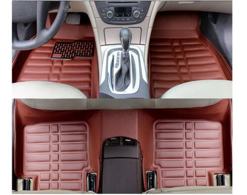 For Ford Explorer 2007-2018 Car Floor Mats Liner Front /& Rear carpet Mat
