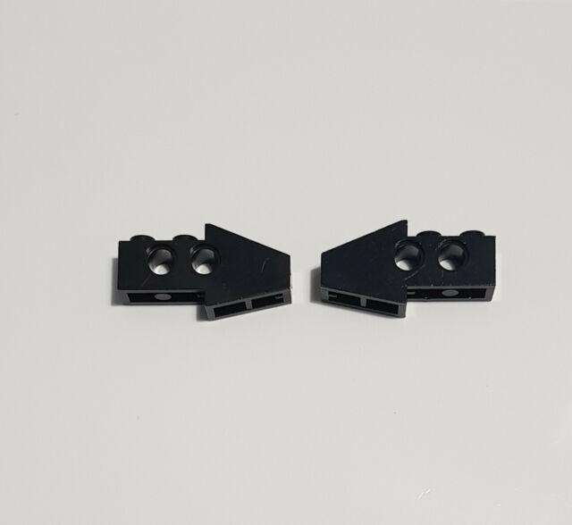 20 Lego Technic Lochbalken Lochsteine 1x2 mit 2 Löchern neu-dunkelgrau NEU 32000