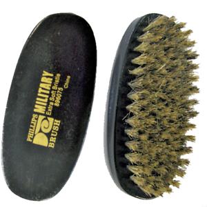 Phillips-Brush-Oval-Military-X-tra-Soft-Bristle-Hair-Brush