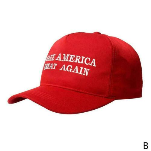 Make America Great Again Hat Donald Trump Cap USA Outdoor Unisex Baseball N H1U4