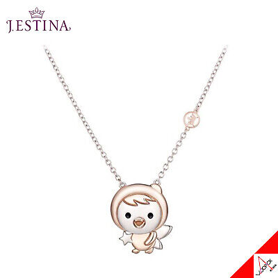Angelo Natale.J Estina X Pororo Petty Angelo Natale Gold Plated Silver Necklace Jewelry Kids Ebay