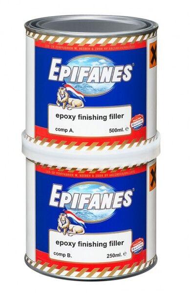 ( /1l) /1l) ( Epifanes Epoxy Finishing Filler Grau 2-K, 750ml a7c5c3