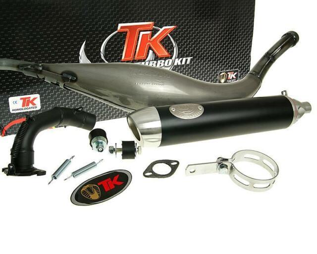 Échappement TURBO KIT Quad / ATV 2T - Kymco MXU 50