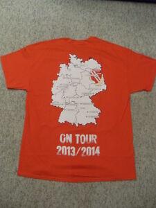 Energie Cottbus T-Shirt Energie On Tour mit Landkarte 2013/14 Gr.L NEU - Deutschland - Energie Cottbus T-Shirt Energie On Tour mit Landkarte 2013/14 Gr.L NEU - Deutschland