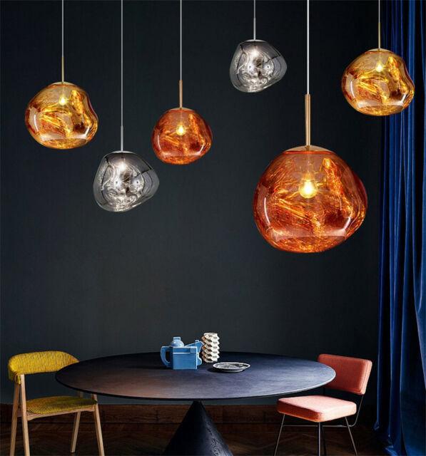 Chandelier Melt Lighting Suspension Pendant Led Modern Lamp Light Ceiling O8PXN0wnk