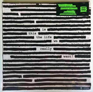 ROGER-WATERS-IS-THIS-THE-LIFE-WE-REALLY-WANT-2LP-180g-LIMITED-GREEN-VINYL-SEALED