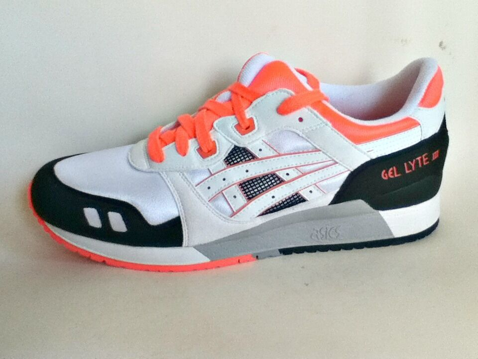 AUTHENTIC ASICS GEL-LITE III H2B4N 0101