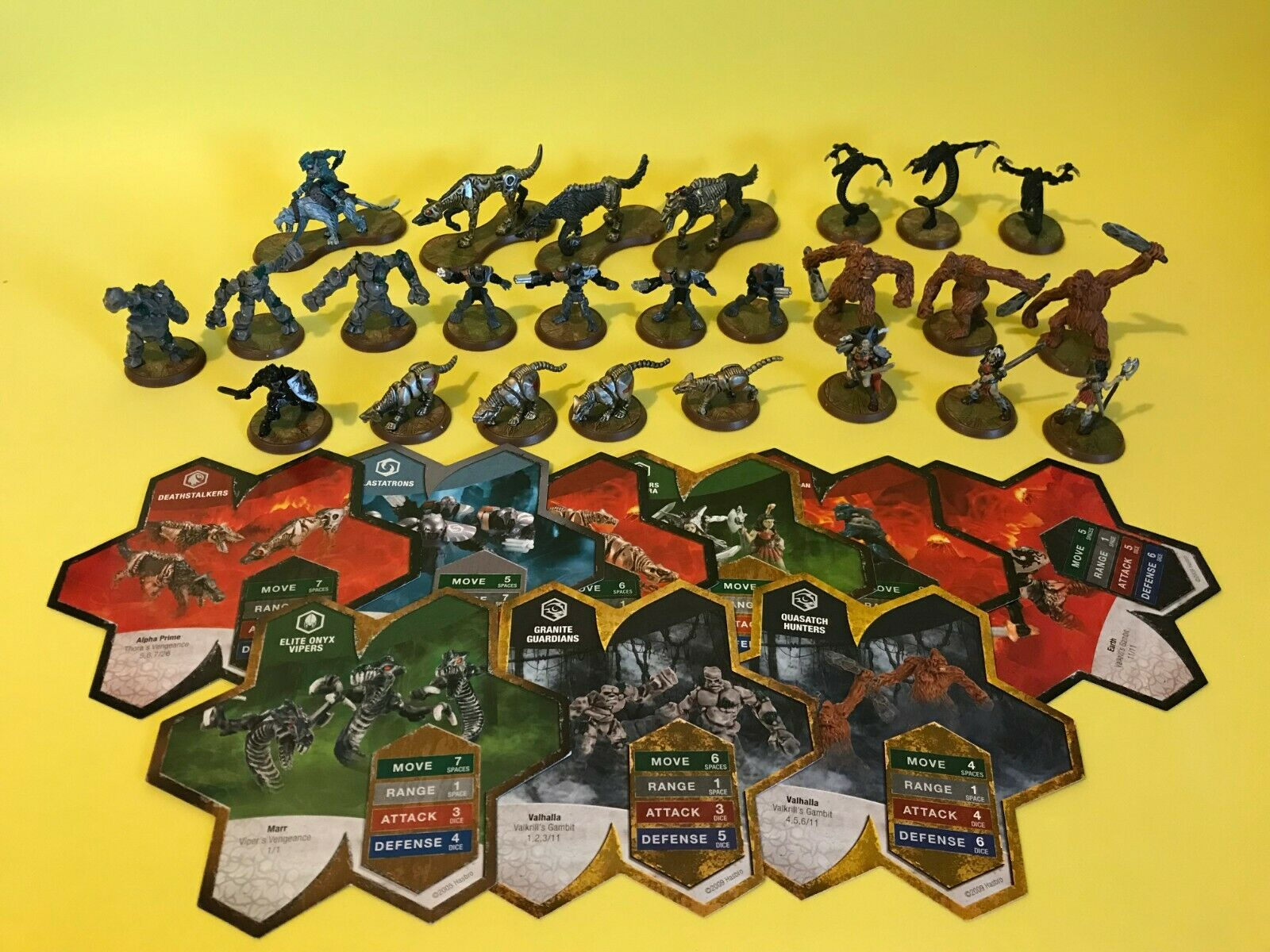 Heroscape Wave 10, Valkrill's Gambit 100% 100% 100% Complete 91289a