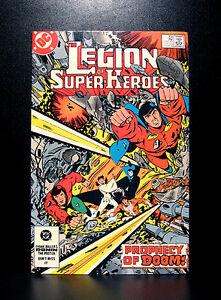 COMICS-DC-Legion-of-Super-Heroes-308-1980s-RARE-flash-batman-wonder