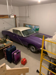 1971 Dodge Charger 500- Super Bee Clone