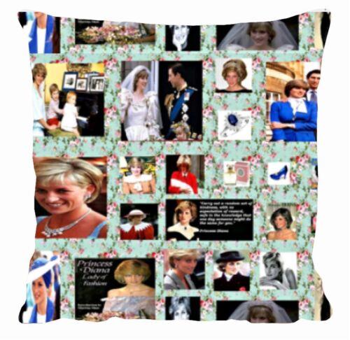 Handmade Princess Diana Cushion