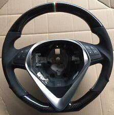 Alfa Romeo Giulietta Qv  Mito Carbon Genuine Steering Wheel Volante Lenkrad NEW