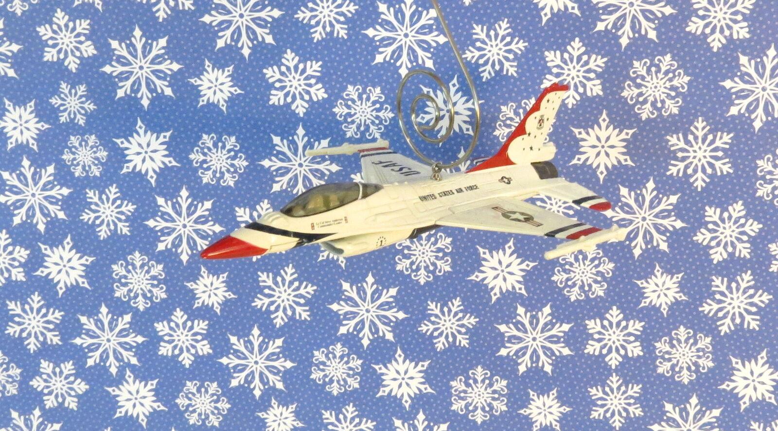 Egen julutmärkelse USAF Air Force Jet Fighter plan