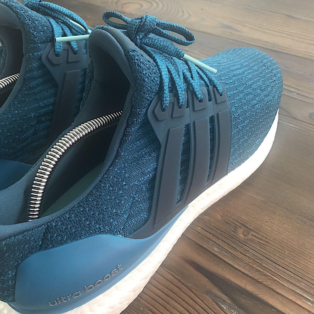 adidas ultraboost bleue 3.0 essence bleue ultraboost nous 11,5 / s82021 - vendus 77caf1