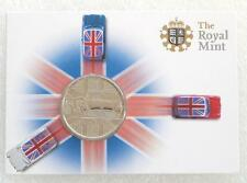 2009 Royal Mint Mini Car 50th Anniversary Commemorative Coin Medal Pack