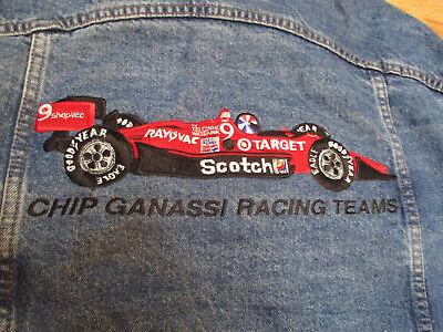 Chip Ganassi Indycar Target Chevrolet Men/'s Circuit Wind Jacket NWT