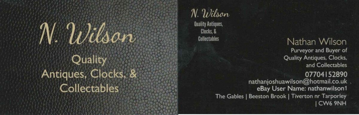 nwilsoncollectablesandfurniture